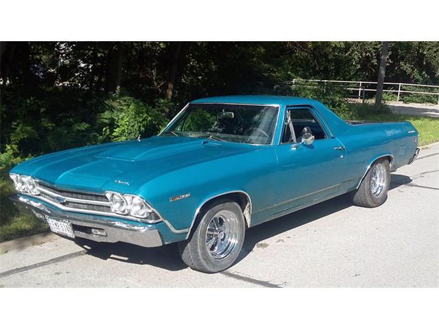 1969 Chevrolet El Camino | 912176