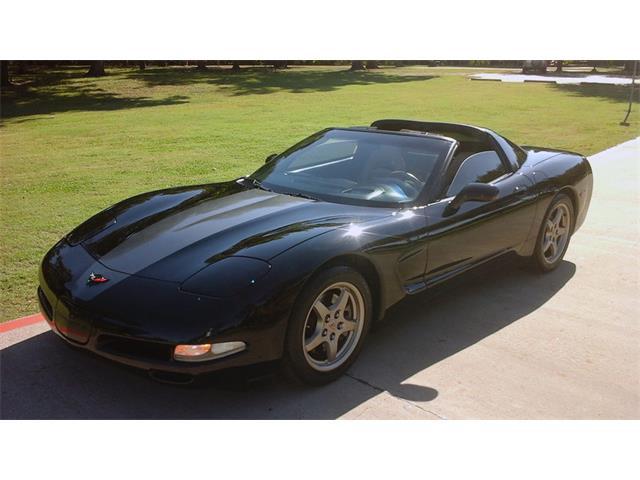 2000 Chevrolet Corvette | 912177