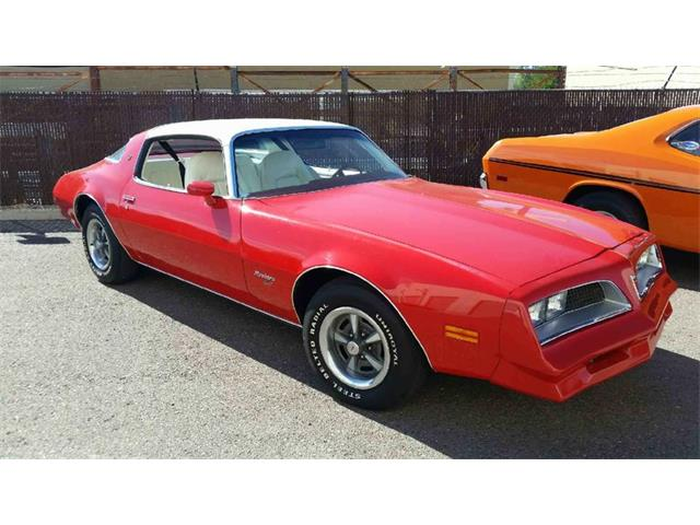 1977 pontiac firebird for sale on 19. Black Bedroom Furniture Sets. Home Design Ideas