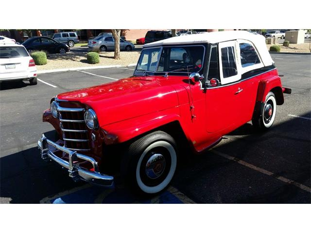 1951 Willys Jeepster | 912179