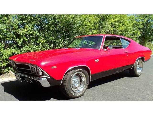 1969 Chevrolet Chevelle SS | 912194