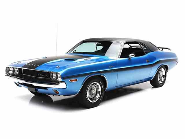 1970 Dodge Challenger R/T | 910220