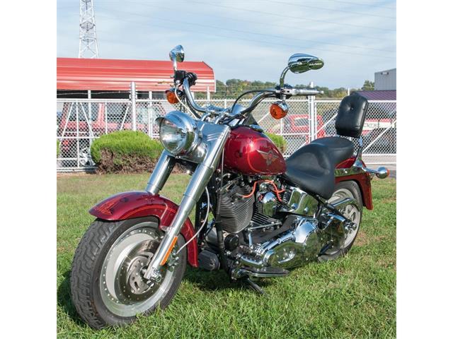 2001 Harley-Davidson Motorcycle | 912203