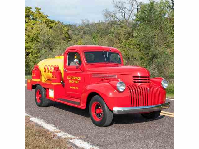 1941 Chevrolet Sinclair Tanker | 912206