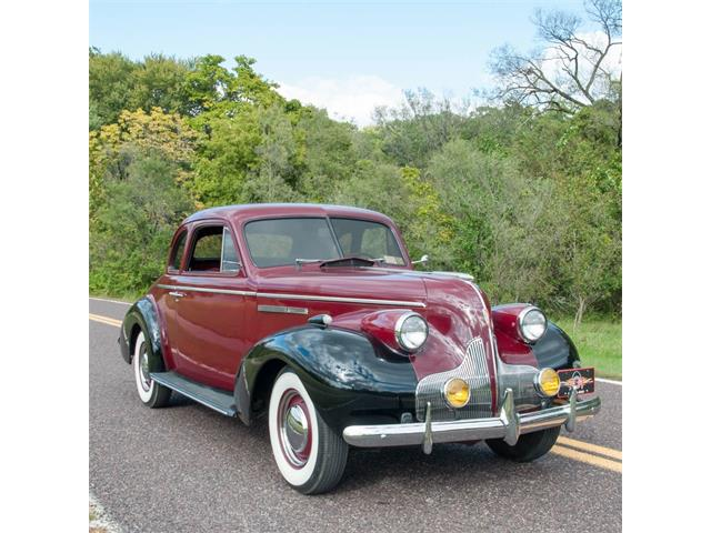 1939 Buick Special 2 Door Coupe | 912208