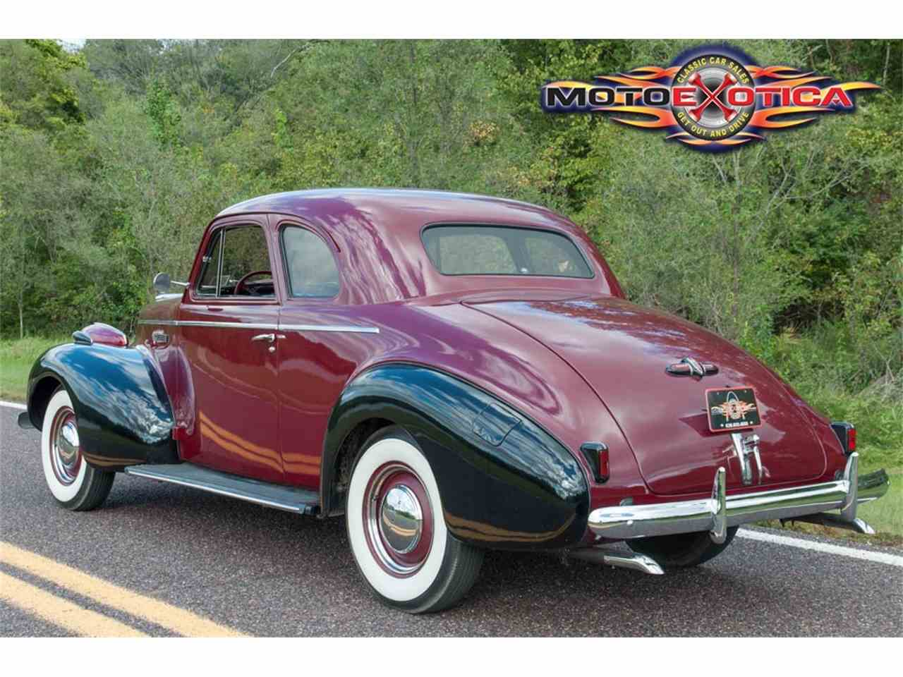 Large Picture of '39 Special 2 Door Coupe - JJV4