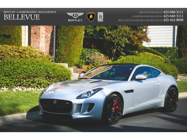 2015 Jaguar F-Type | 912215