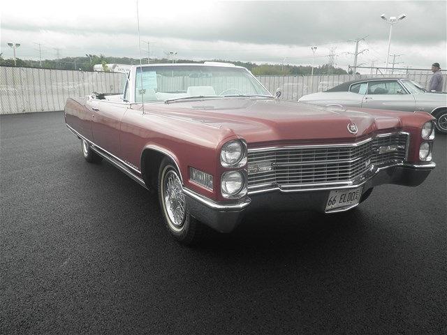 1966 Cadillac Eldorado | 912227