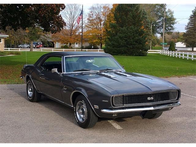 1968 Chevrolet Camaro SS | 912228