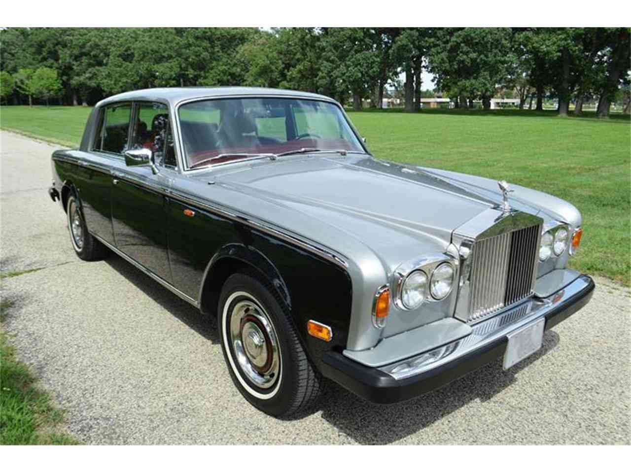 1979 rolls royce silver shadow for sale cc 912238. Black Bedroom Furniture Sets. Home Design Ideas