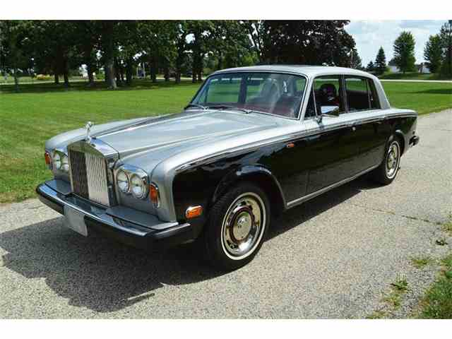 1979 Rolls-Royce Silver Shadow | 912238