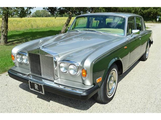 1979 Rolls-Royce Silver Shadow | 912240
