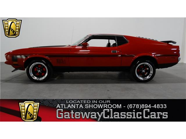 1972 Ford Mustang | 912249