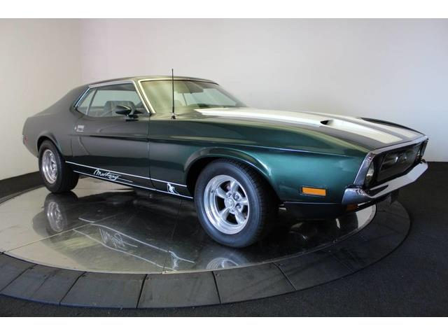 1971 Ford Mustang 351 Cleveland | 912252