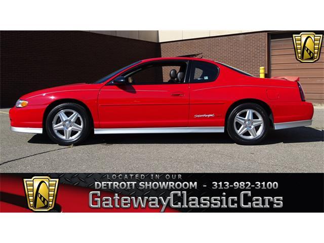 2005 Chevrolet Monte Carlo | 912257