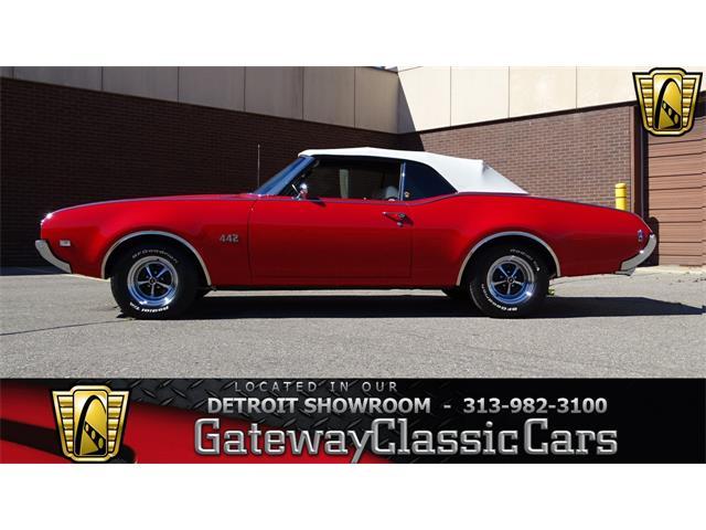1969 Oldsmobile 442 | 912258