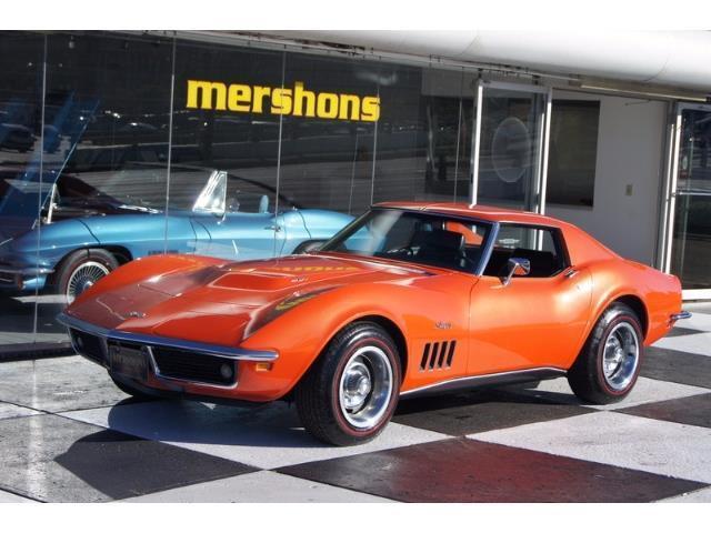 1969 Chevrolet Corvette | 912264
