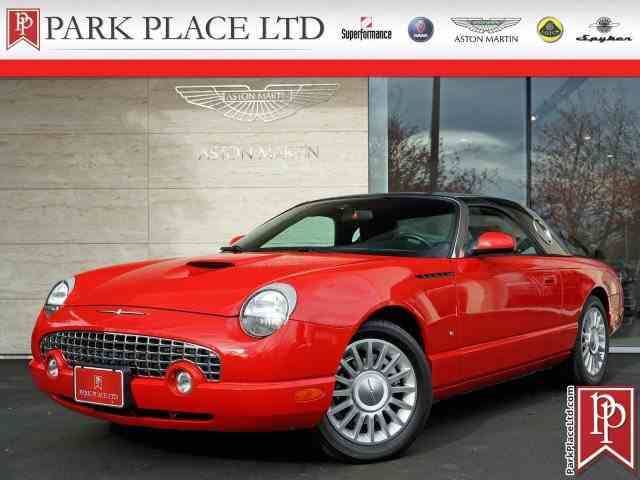 2004 Ford Thunderbird | 912266