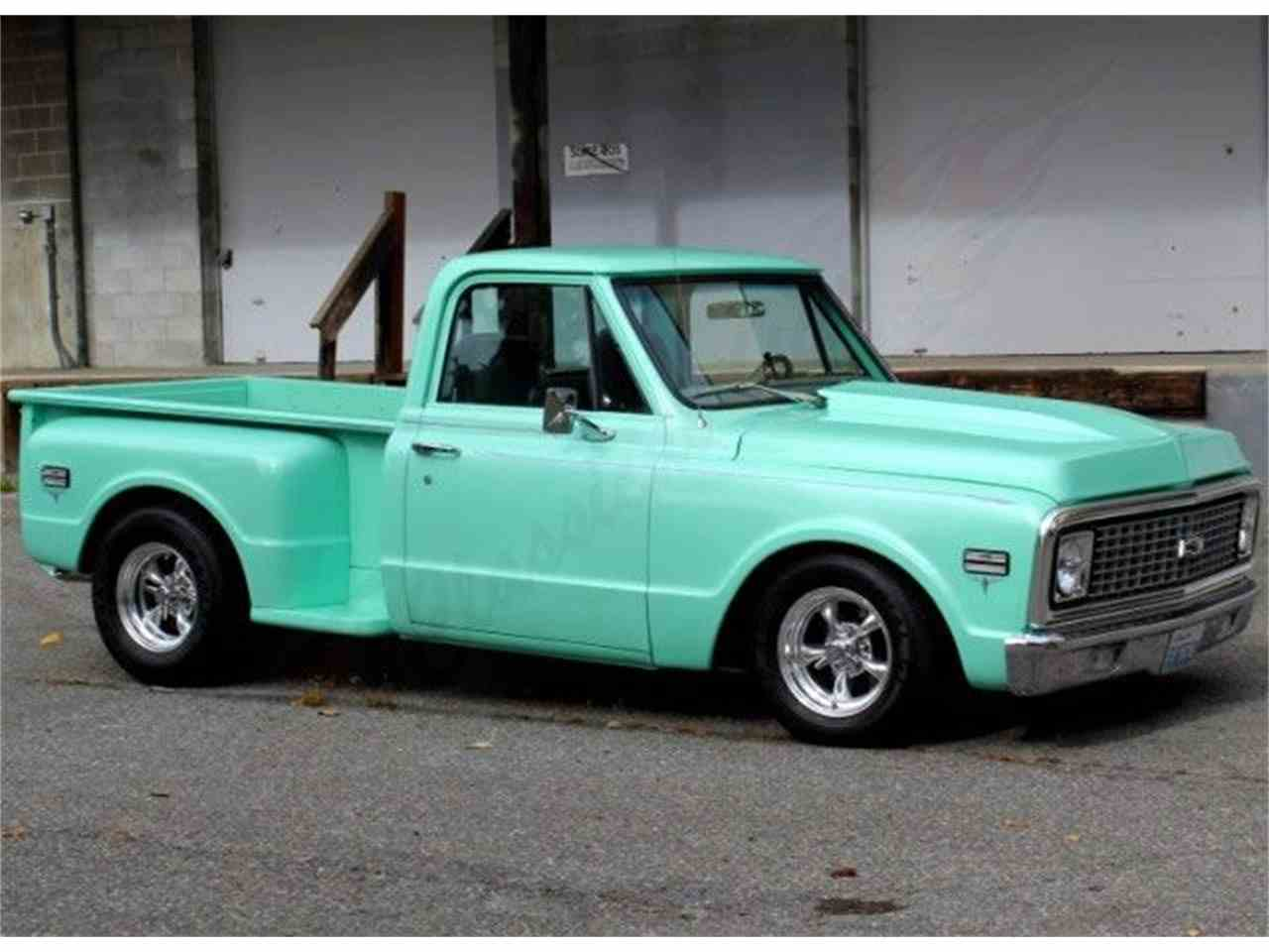 Large Picture of '71 C/K 10 - JJWV