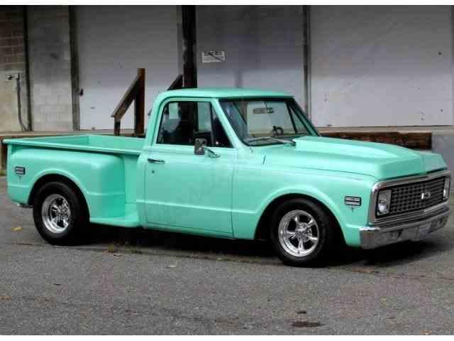 1971 Chevrolet Pickup | 912271