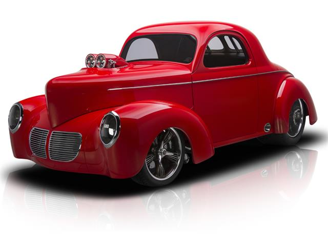 1940 Willys Coupe | 912277