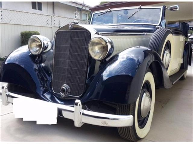 1938 Mercedes-Benz 230 | 912281