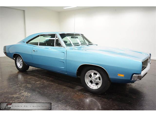 1969 Dodge Charger | 912289