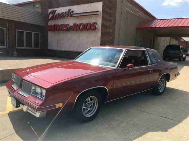 1984 OLDSMOBILE CUTLASS SUPREME SPECIAL EDITION | 912290