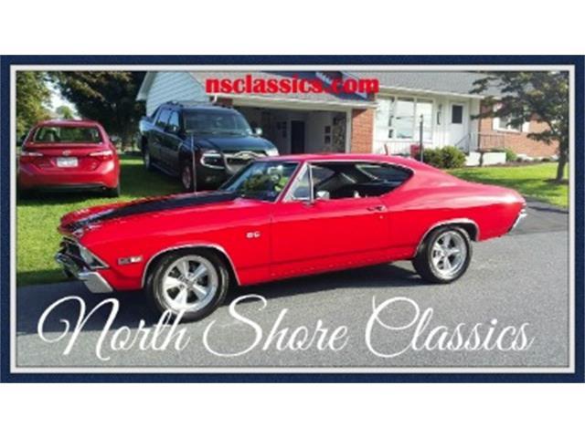 1968 Chevrolet Chevelle | 912294