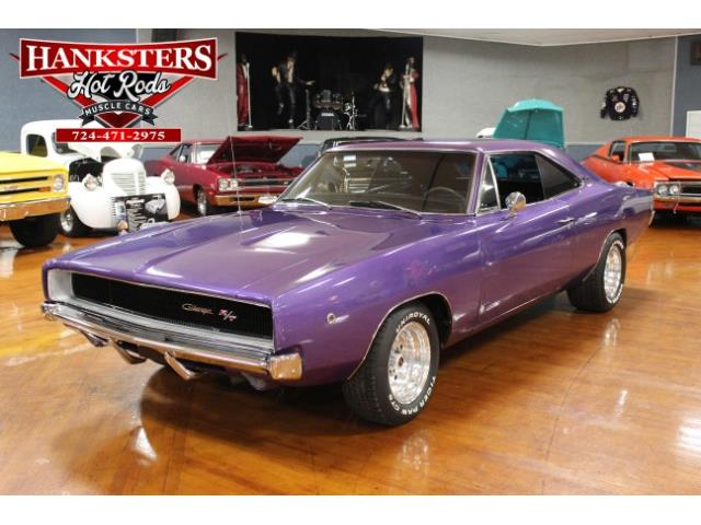 1968 Dodge Charger | 912297