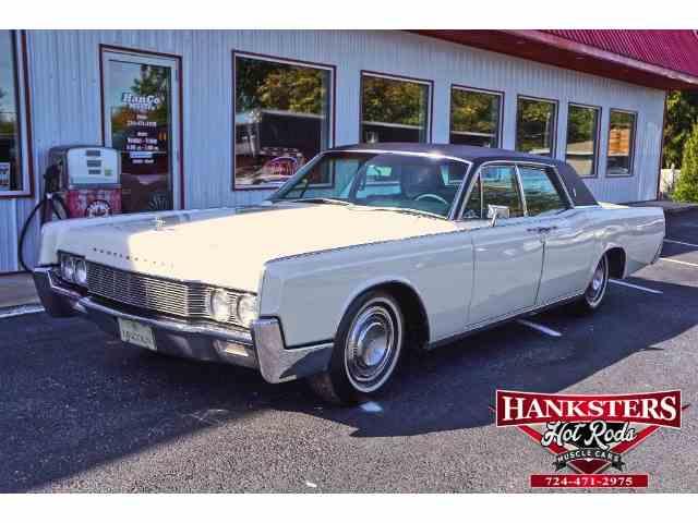 1967 Lincoln Continental | 912299