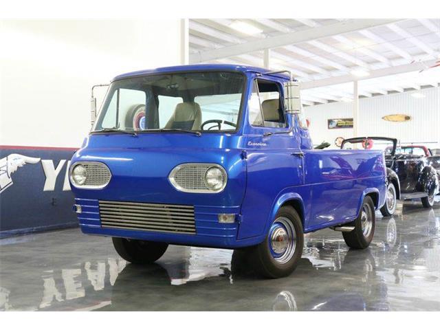 1961 Ford E100 | 912302