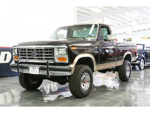 1984 Ford F150 | 912304