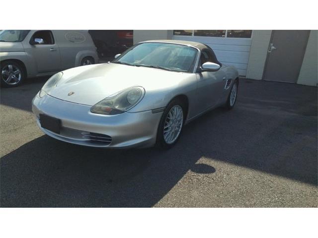 2003 Porsche Boxster | 912305