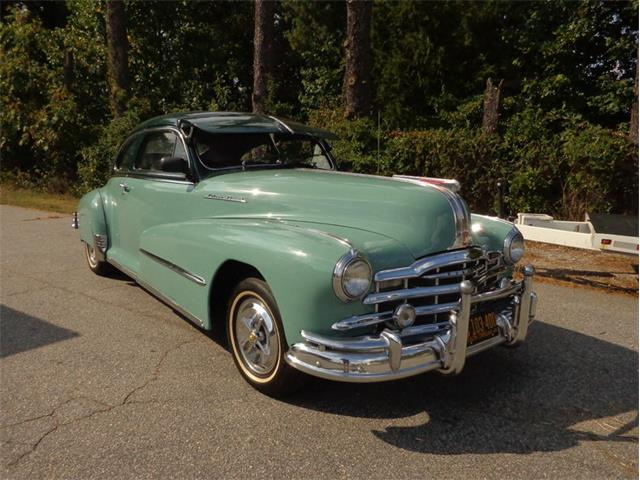 1948 Pontiac Streamliner Deluxe | 912312