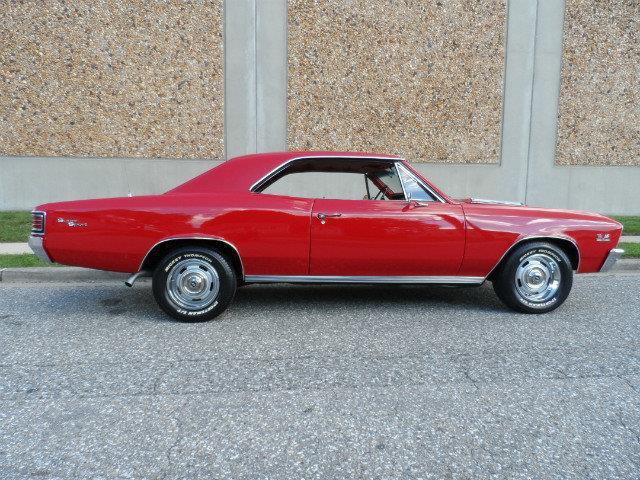 1967 Chevrolet Chevelle SS | 912323