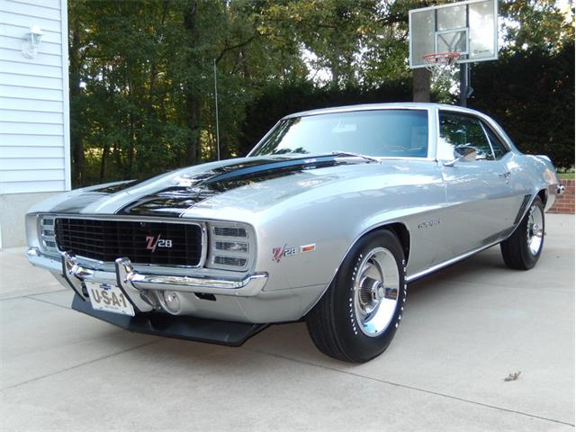 1969 Chevrolet Camaro RS Z28 | 912330