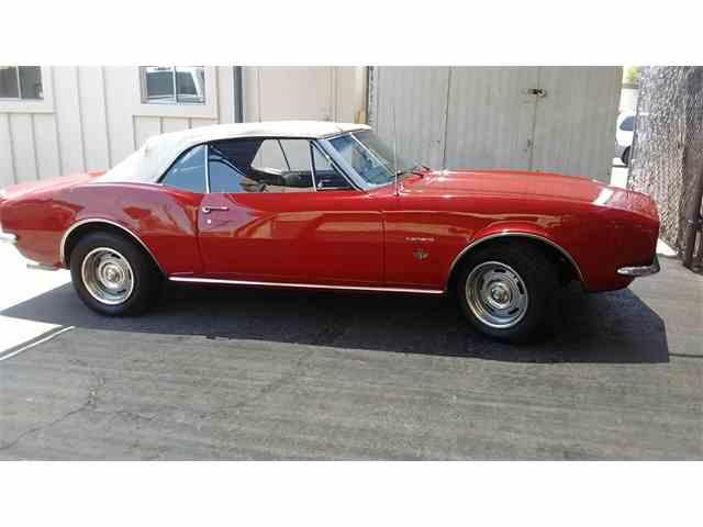 1967 Chevrolet Camaro | 912336