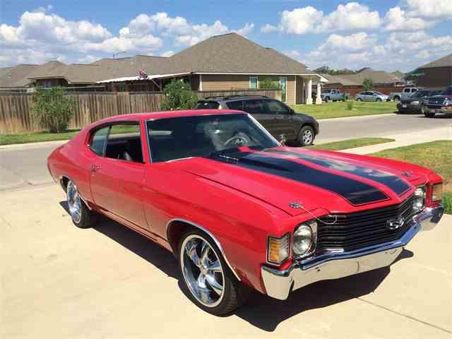 1972 Chevrolet Chevelle | 912340