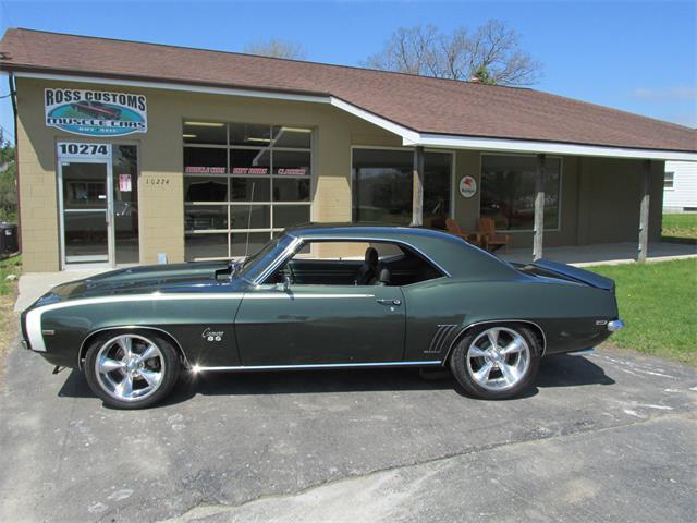 1969 Chevrolet Camaro SS | 912354