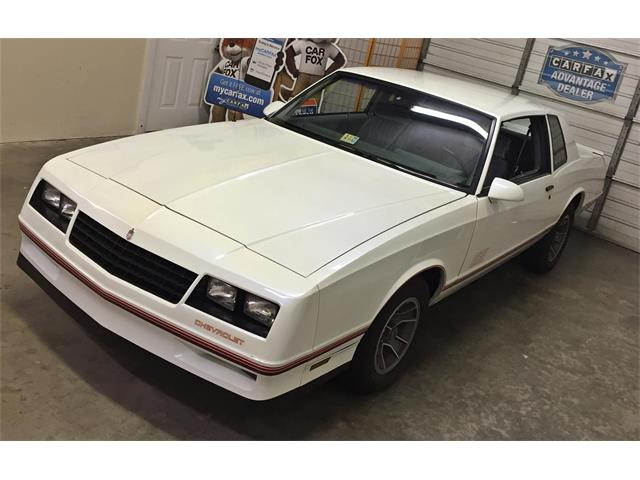 1988 Chevrolet Monte Carlo SS | 912355