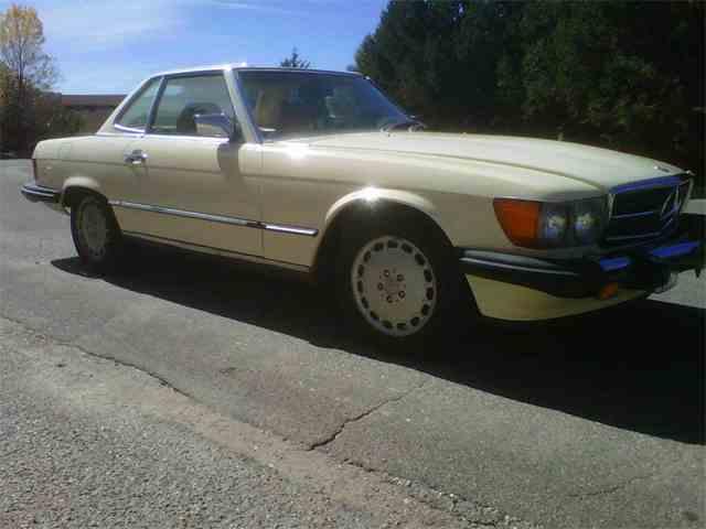 1987 Mercedes-Benz 560SL | 912361
