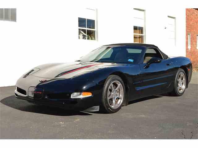 2004 Chevrolet Corvette | 912379