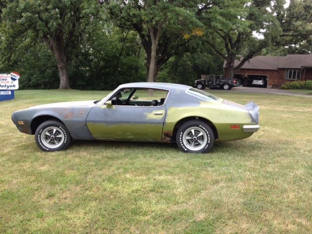 1970 to 1972 Pontiac For Sale on ClassicCars.com - 129 ...
