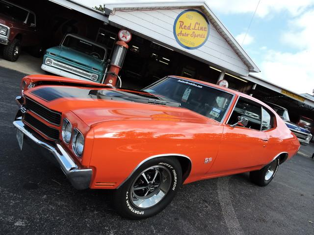 1970 Chevrolet Chevelle SS | 912398