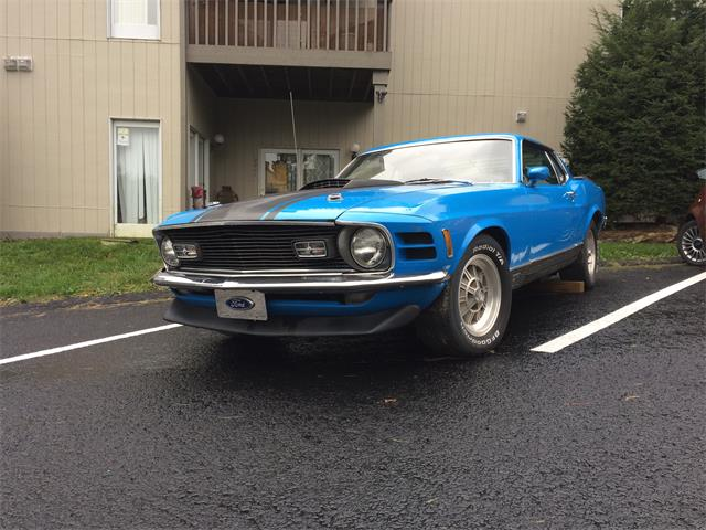 1970 Ford Mustang Mach 1 | 910240