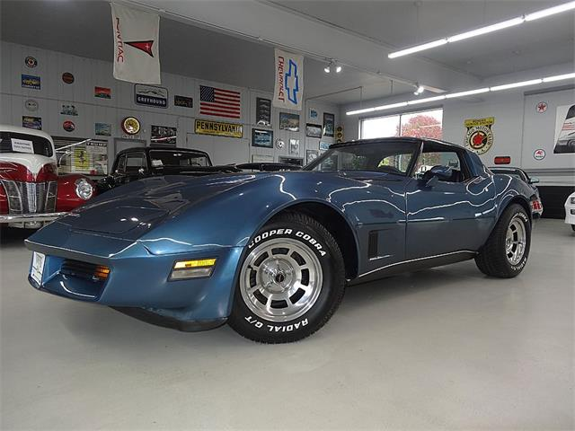 1980 CHEVROLET CORVETTE LOW MILES | 912401