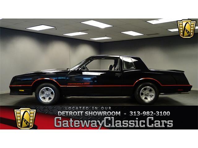 1986 Chevrolet Monte Carlo | 912404