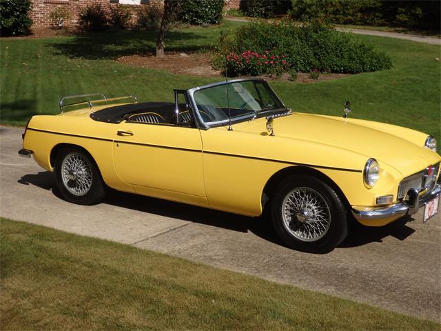 1967 MG MGB | 910241