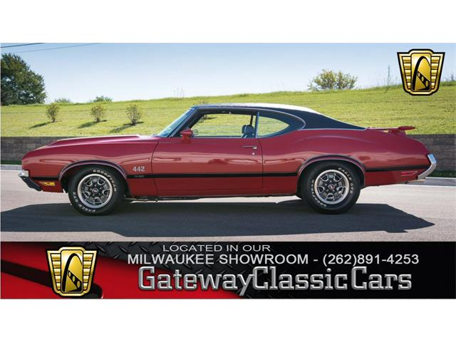 1971 Oldsmobile Cutlass | 912410